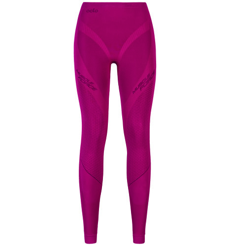EVOLUTION WARM Muscle Force Pants women long pink.jpg