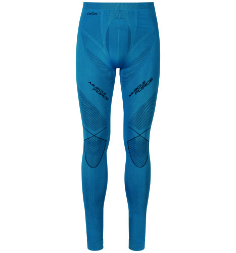 EVOLUTION WARM Muscle Force Pants long blue.jpg