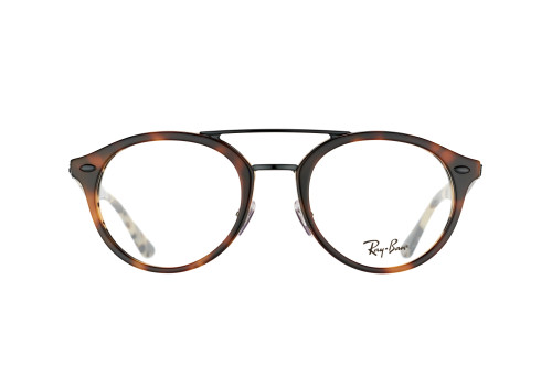 Misterspex.ch_Ray-Ban_top brown havana_havana beige_Men_RX_5354_5676_front.jpg