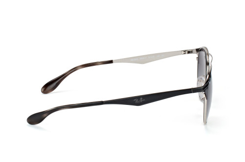 Misterspex.ch_Ray-Ban_top black on silver_Women_RB_3545_side.jpg