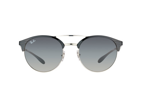 Misterspex.ch_Ray-Ban_top black on silver_Women_RB_3545_front.jpg