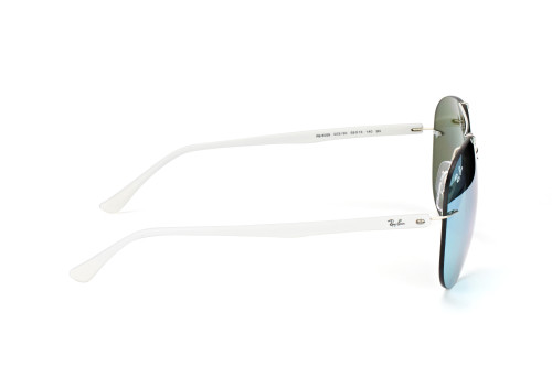 Misterspex.ch_Ray-Ban_Light Ray_silver_white_Men_RB_8058_side.jpg