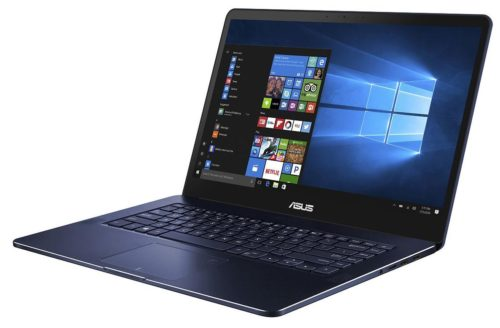 ZenBook Pro Royal Blue 3