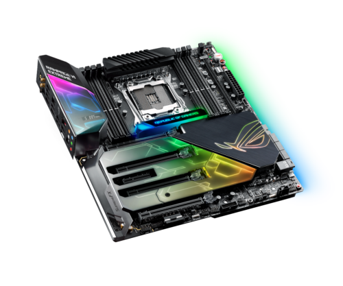 ROG Rampage VI Extreme3D-3 with Aura-png
