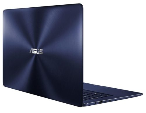 ZenBook Pro Royal Blue 7
