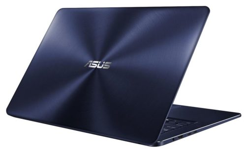 ZenBook Pro Royal Blue 5