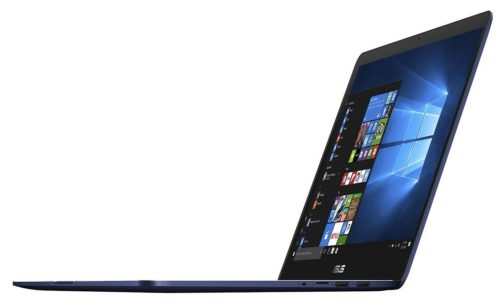 ZenBook Pro Royal Blue 8