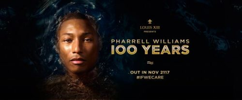 100 YearsPharrell WilliamsHorizontal-jpg