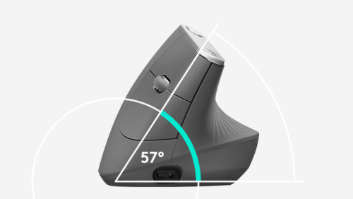 MX Vertical Advanced Ergonomic Mouse F-I- 257 Vertical angle for improved wrist posture703 x 396-jpg
