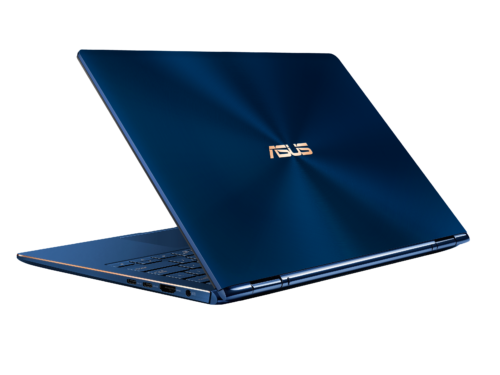 ASUS ZenBook Flip 13UX362Royal Blueelegant design-png