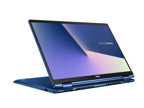 ASUS ZenBook Flip 13UX362Royal Bluefacial logo in-png