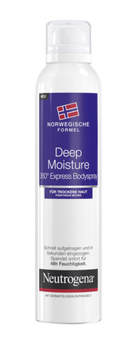 Neutrogena_Norwegische Formel_Deep Moisture Express Spray