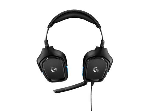 HighResolutionPNG-G432 Gaming Headset Symmetra 7-1 BTY2 Leather Blue-png