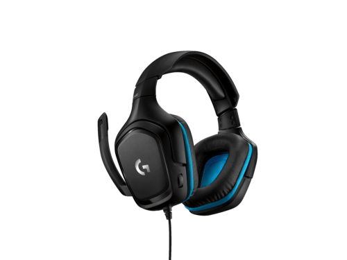 HighResolutionPNG-G432 Gaming Headset BOB Blue Leather-png