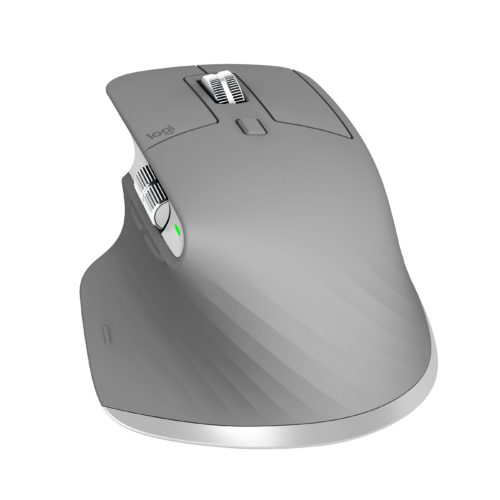 HighResolutionPNG-MX Master 3 34 Rear Mid Grey-png
