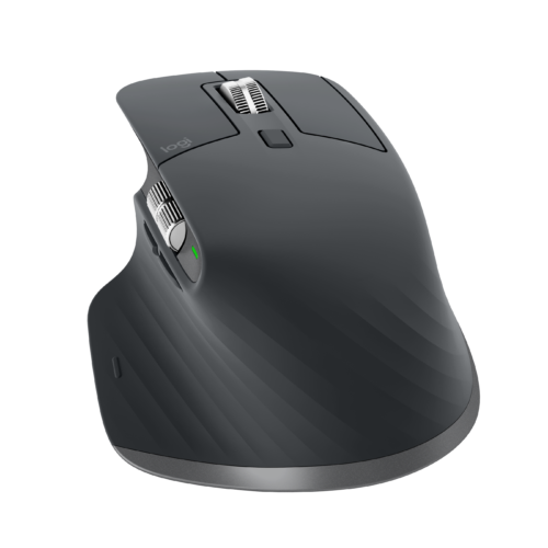 HighResolutionPNG-MX Master 3 34 REAR GRAPHITE-png
