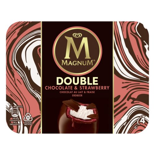 MagnumDouble Chocolate  StrawberryMultipack-jpg