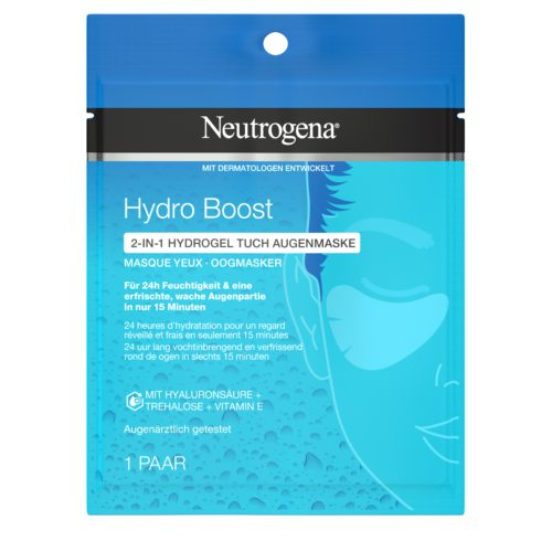 Neutrogena HydroBoost 2in1 Hydrogel Masque