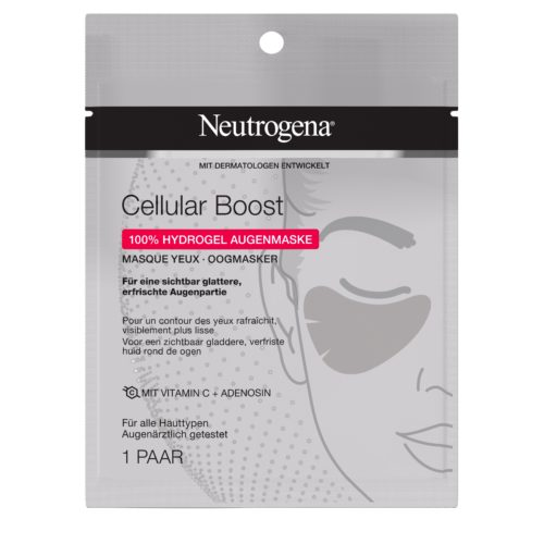 Neutrogena Cellular Boost Hydrogel Masque